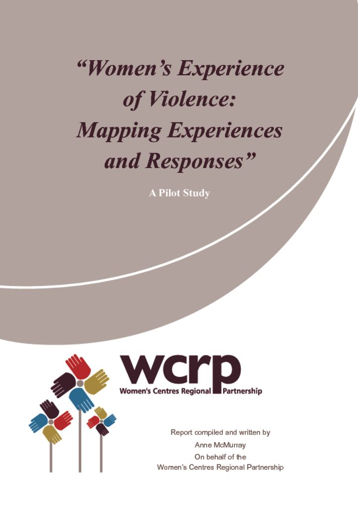 thumbnail of WCRP_Women_&_Violence_Report_Final