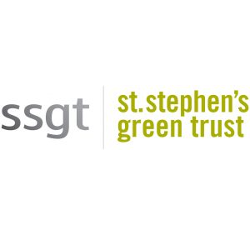 Image result for ssgt st stephen's green trust logo