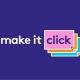 Make it click logo