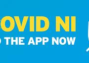 Stop Covid NI logo
