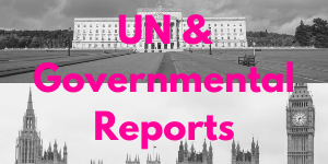 UN and Governmental Reports