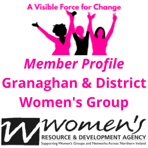 Member profile of Granaghan and district women's group.