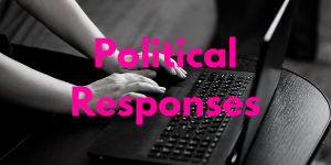 Political Responses